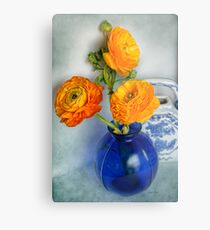 Chase Away the Blues Metal Print