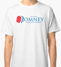 Mittens Romney Classic T-Shirt