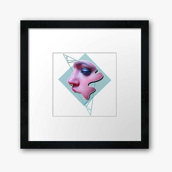 Constructive Criticism Framed Art Print
