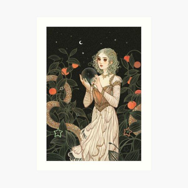 Zodiac / Capricorn Art Print