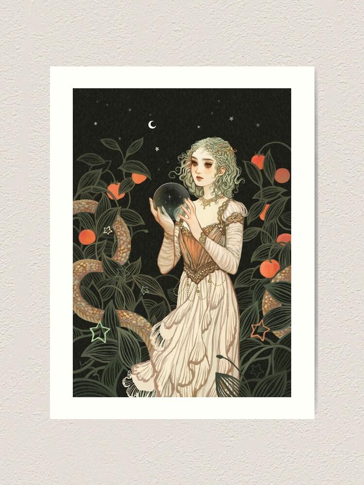 Alternate view of Zodiac / Capricorn Art Print