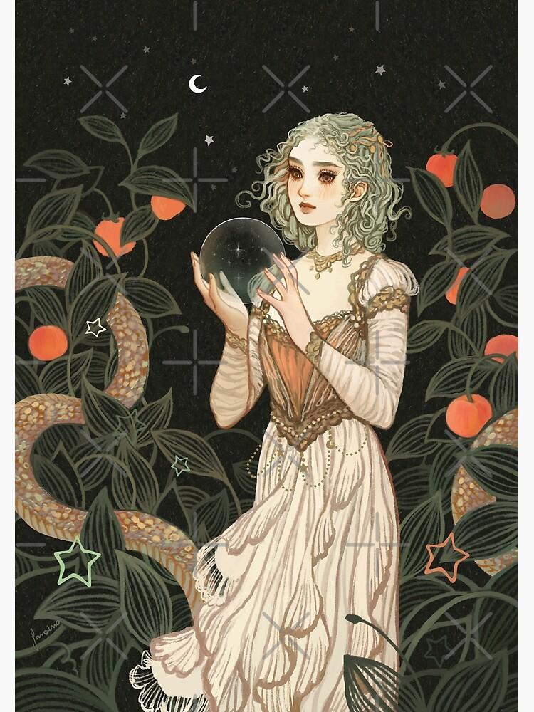 Zodiac / Capricorn by JanainaArt