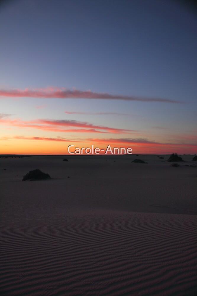 Before Sunrise at Mungo by Carole-Anne