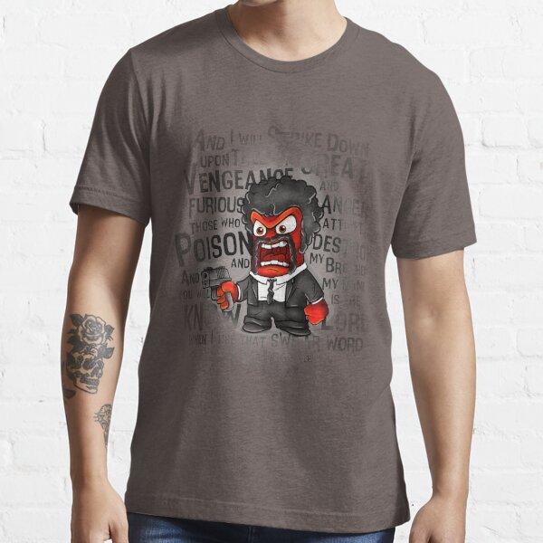 Ira furiosa Camiseta esencial