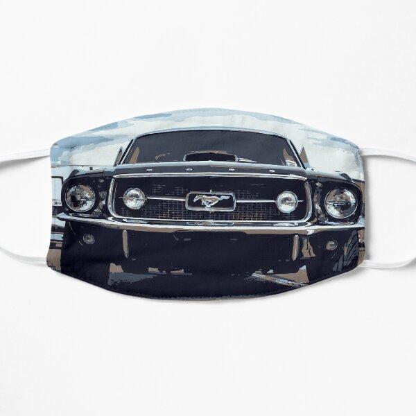 Mustang Masque sans plis
