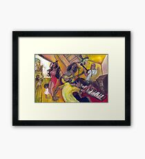 Spirit Of NOLA Framed Print