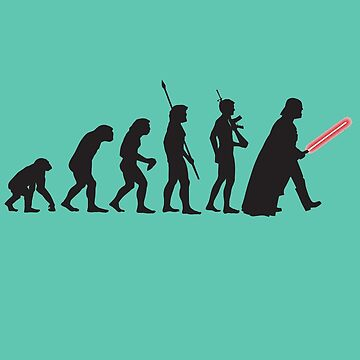 Human evolution Star wars by ShahedM