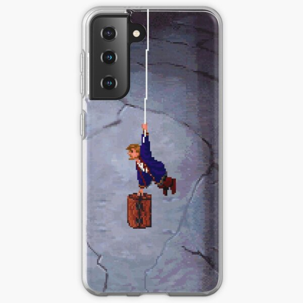 Monkey Island II Samsung Galaxy Soft Case