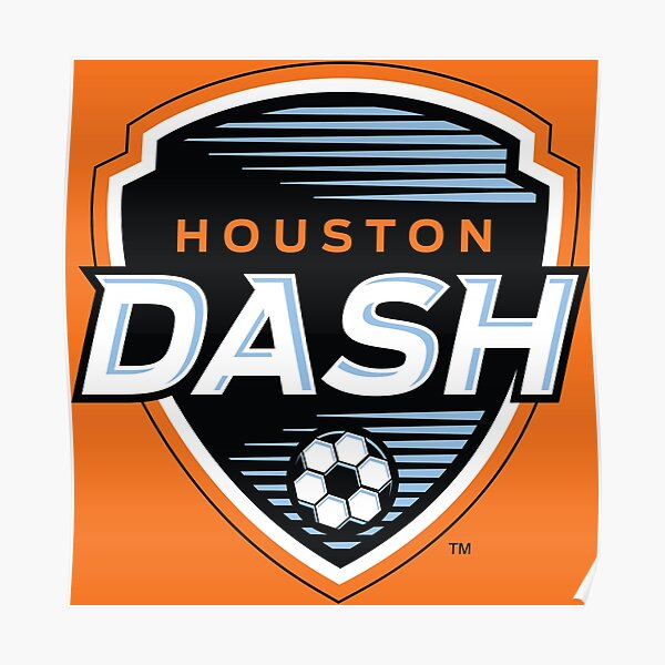 Houston Dash Poster