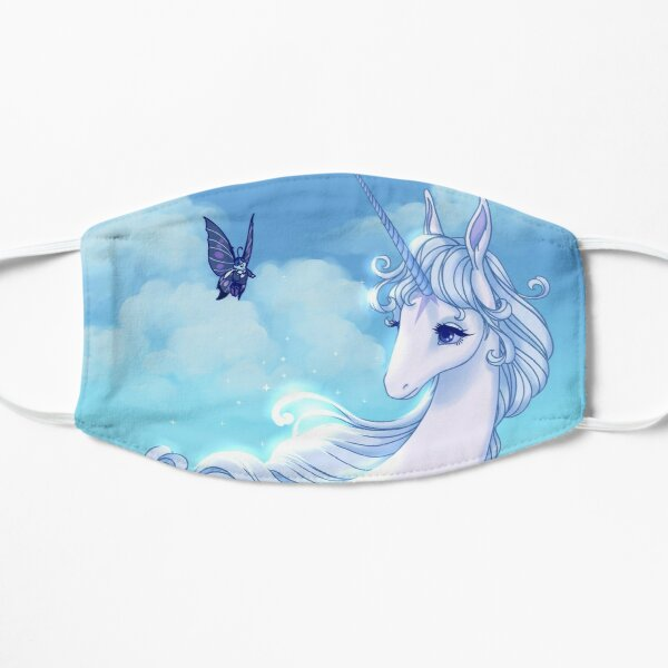 Have you seen others like me? The last unicorn Mask