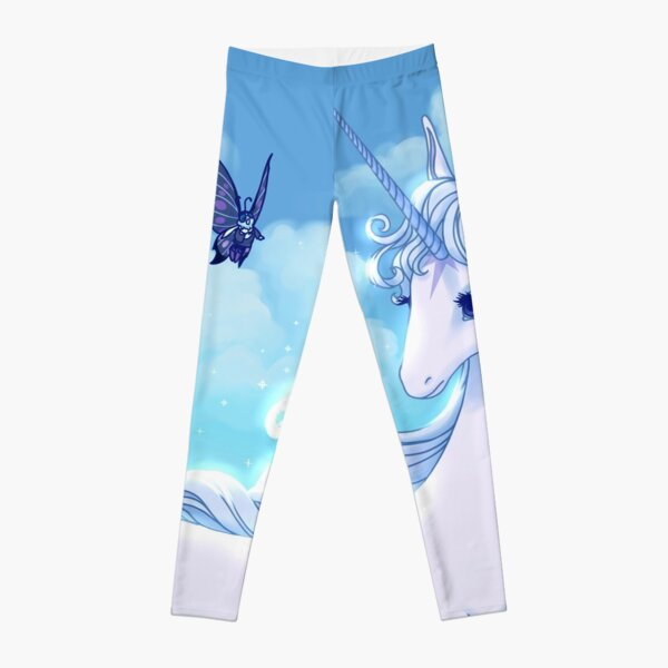 Have you seen others like me? The last unicorn Leggings