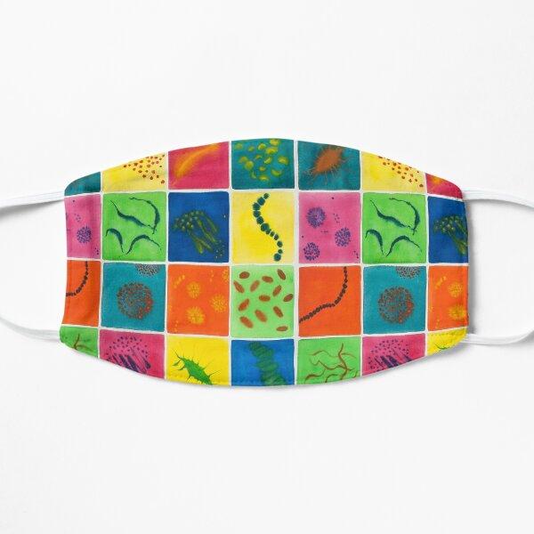 Big Bright Bacteria  Mask