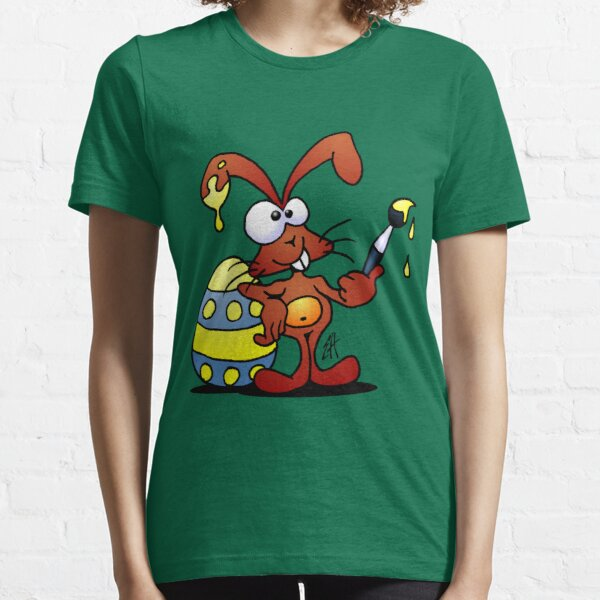 The Easter Bunny wishes you Happy Easter Essential T-Shirt