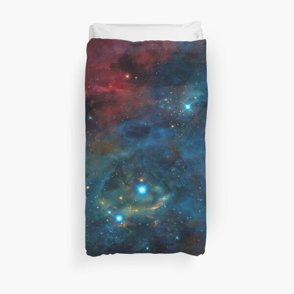 Galaxy Design Duvet Cover
