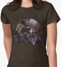 Out of Time Women's Fitted T-Shirt