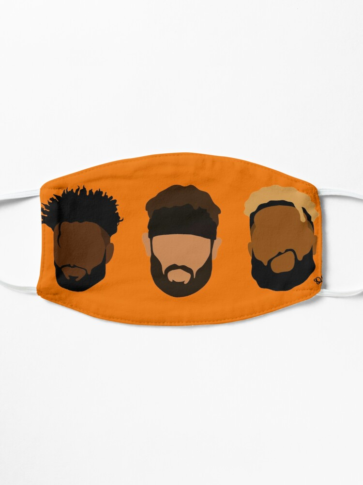 Alternate view of Big 3 Mask