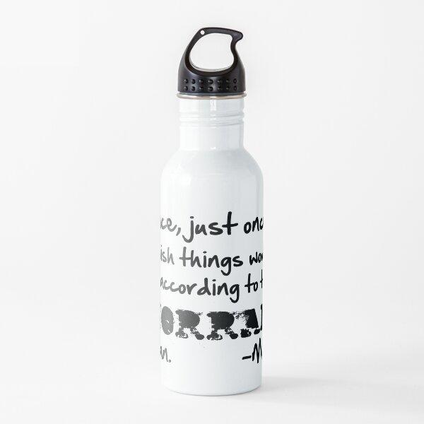 Capt Reynolds Water Bottle