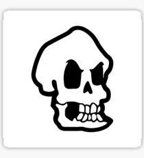 ROLLING through the Gates of Hell! (Murray - Monkey Island 3) Sticker