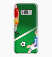 Football Team Player Samsung Galaxy Case/Skin