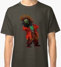 LeChuck's death (Monkey Island 2) Classic T-Shirt