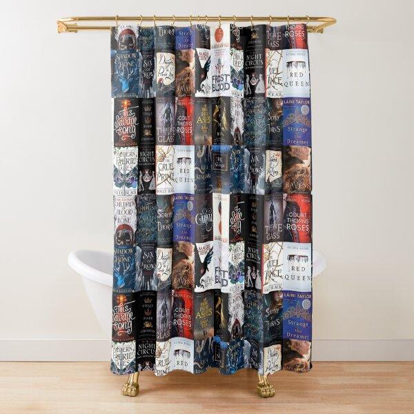 YA Fantasy Classics  Shower Curtain