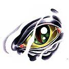 New eye by Paul Buckley