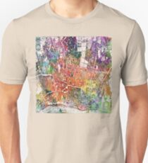 London map  Unisex T-Shirt