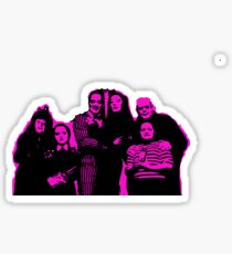 Family Goals Sticker