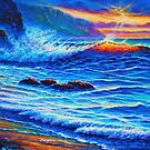 Electric Shorebreak by jyruff