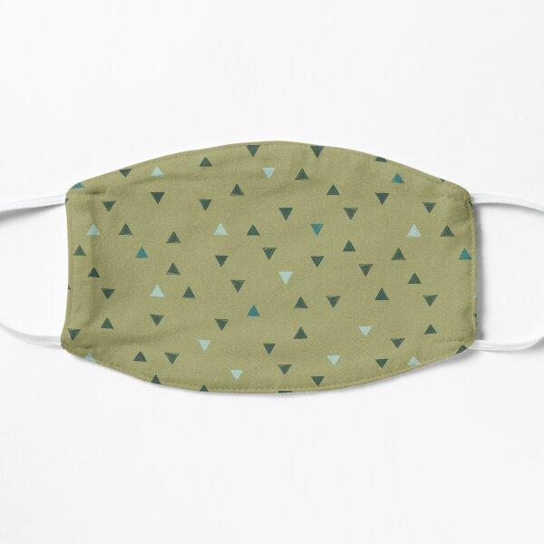 DOWN UP / olive green / seaweed / turquoise / aqua mint Maske