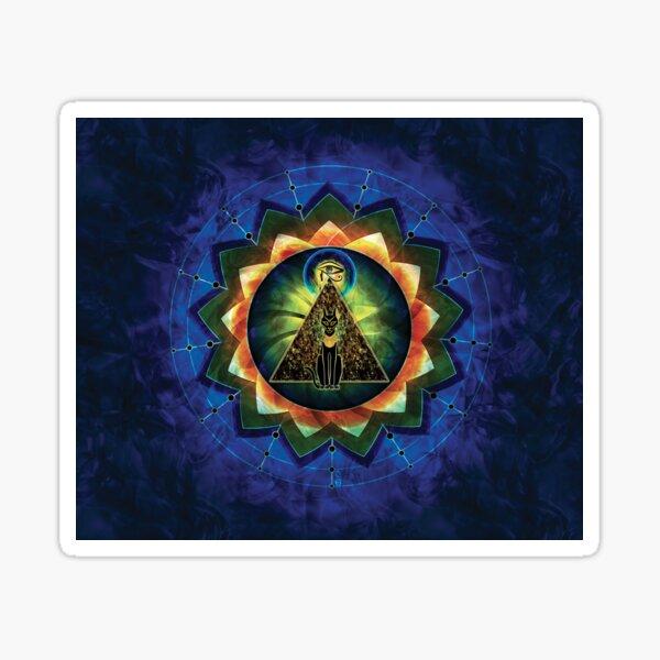 Sacred Egypt Sticker
