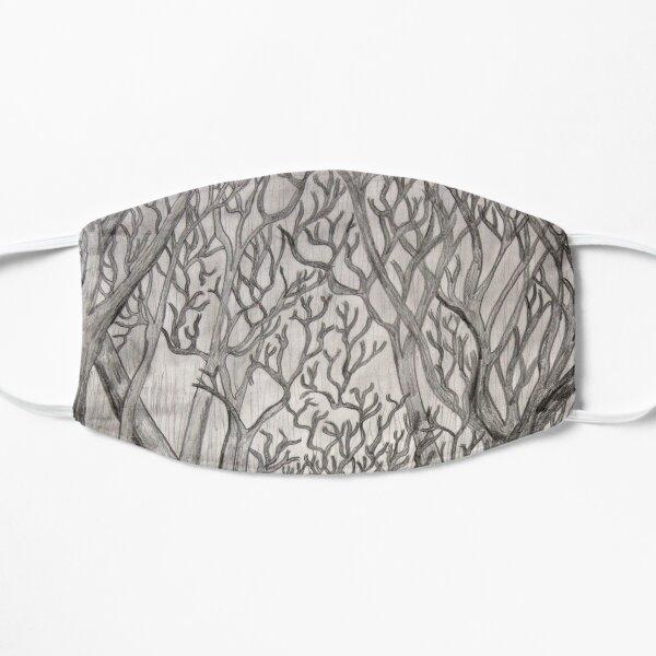 Trees Flat Mask