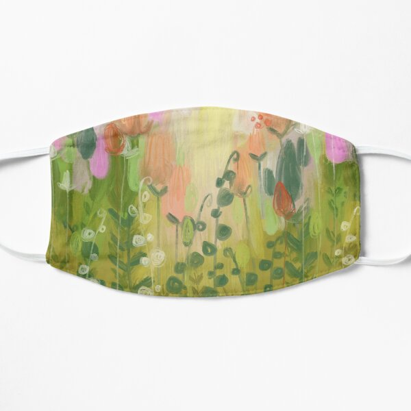 The Green Glades Flat Mask