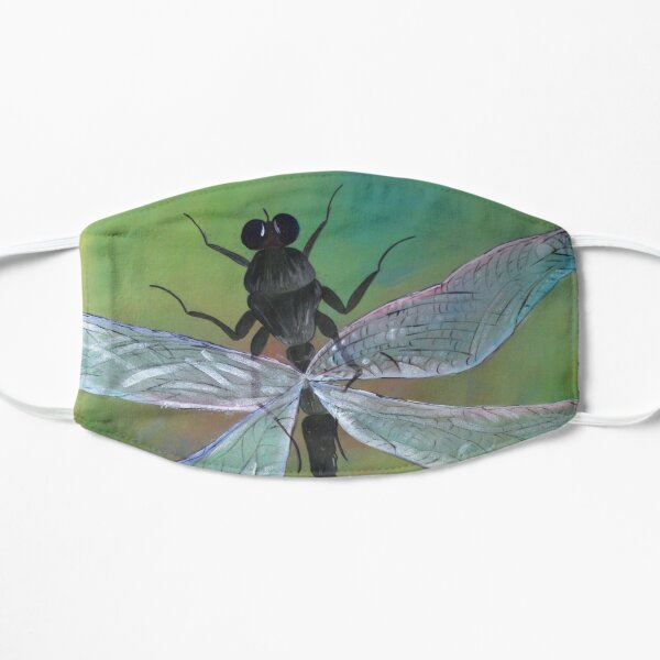 Dragonfly Flat Mask
