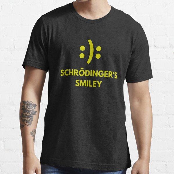 Schrödingers Lächeln Essential T-Shirt