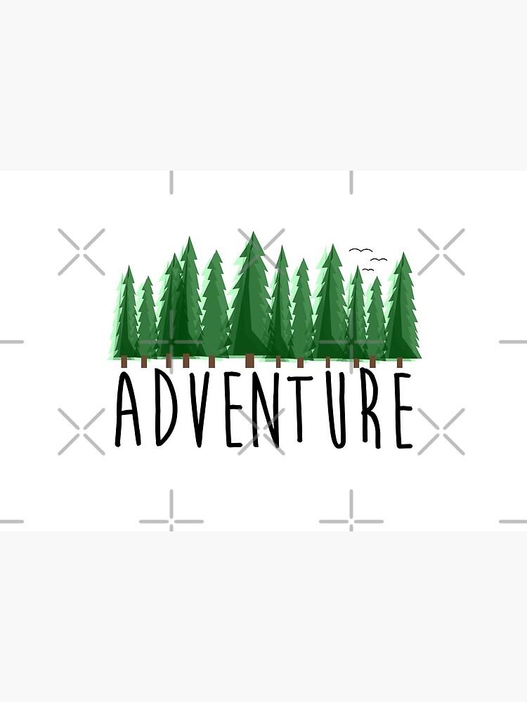 Abenteuer, Reisen, Natur erkunden von Ashleylcoop