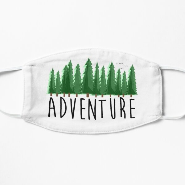 Adventure, Travel, Explore Nature Mask