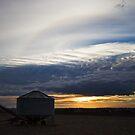 Harvest Sunset by KathyT