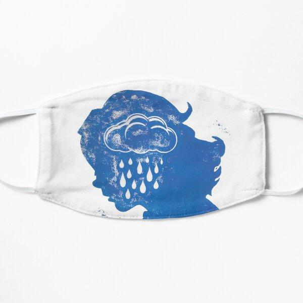 Rain Cloud Flat Mask