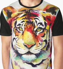 The Big Tiger Graphic T-Shirt