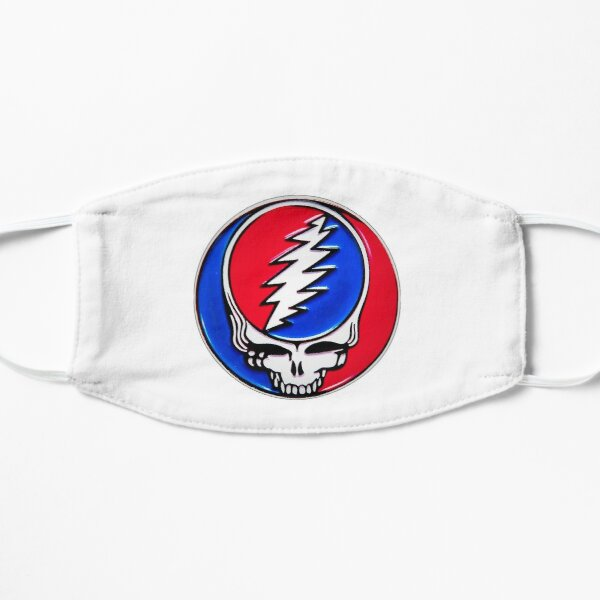 Grateful Dead Steal Your Face Mask