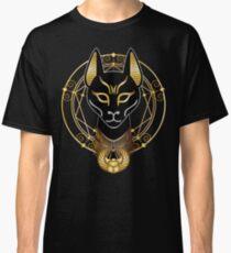 Golden Bastet Classic T-Shirt