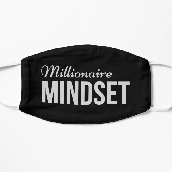 Millionaire Mindset - For Those With Wealth Consciousness  Mask