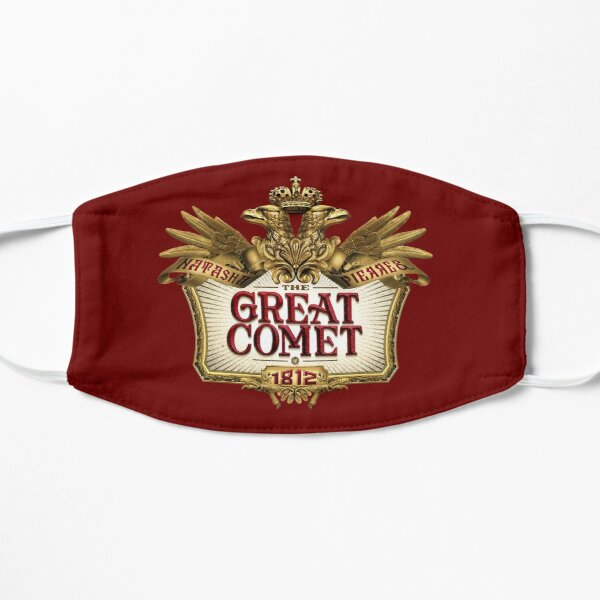 Great Comet of 1812 Mask
