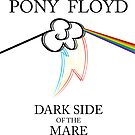 Floyd Pone - Dark Side of the Mare (WHITE / STICKER) by Northern Dash