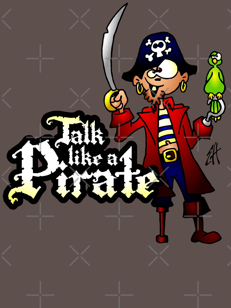 Talk like a Pirate by cardvibes