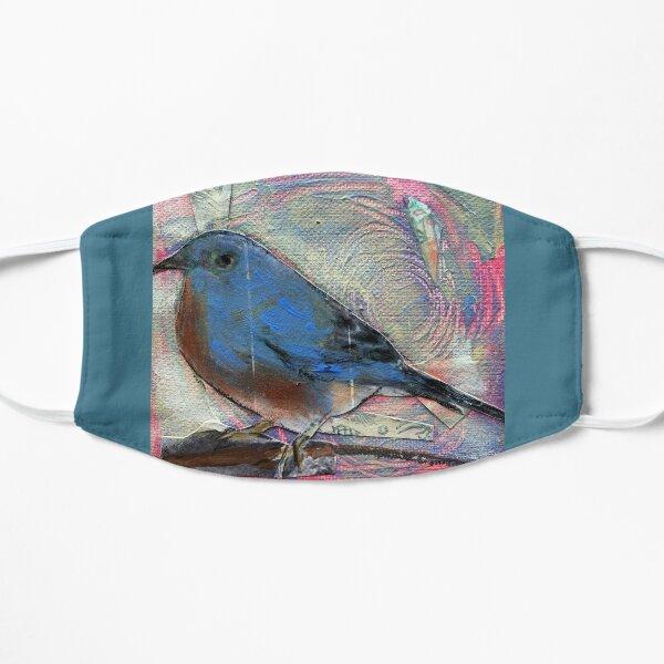 bluebird of happiness Mask