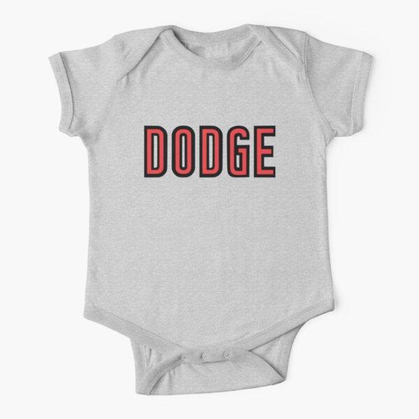 Dodge ram baby tee infant one piece newborn baby t-shirt Dodge shirt