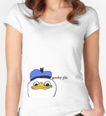 Dolan duck Women's Fitted Scoop T-Shirt