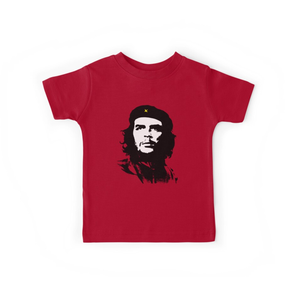 Che Guevara by monsterplanet